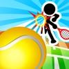 スマッシュテニス - iPadアプリ
