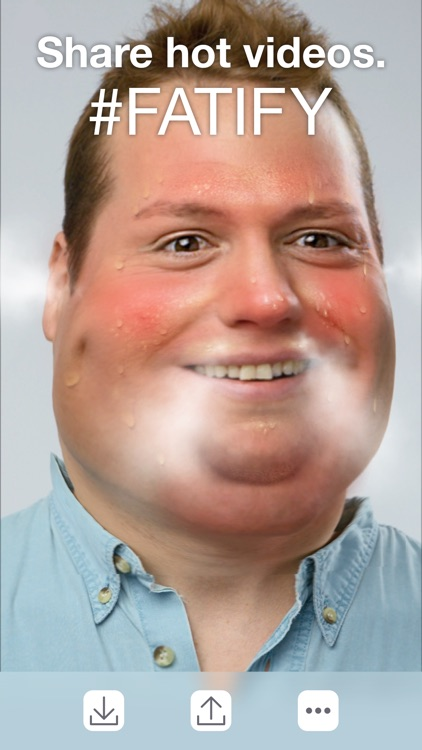 Fatify - Make Yourself Fat screenshot-4