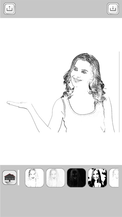 Pencil Sketch Photo Editor - Effects screenshot-3