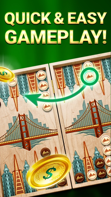 Backgammon Live: Play Backgammon Online Board Game screenshot-4