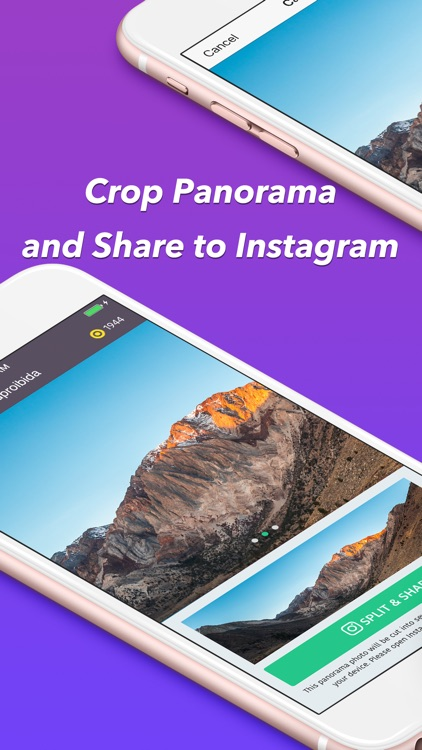 Tailor Panorama to Get Views & Likes for Instagram