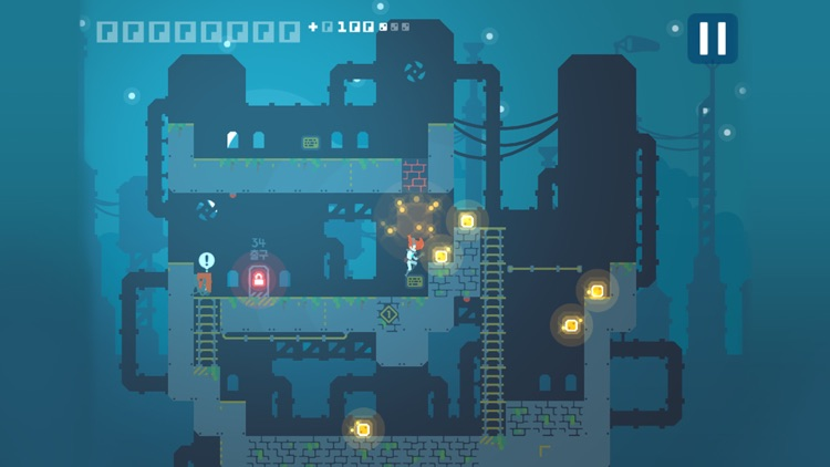 Lode Runner 1 screenshot-3