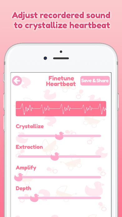 تحميل My Baby Heart Rate Record.er – Heartbeat listen.er للكمبيوتر