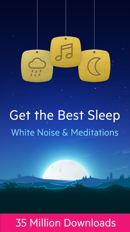Relax Melodies: Sleep Sounds, White Noise and Fan