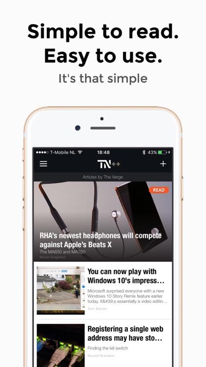 Tech News++