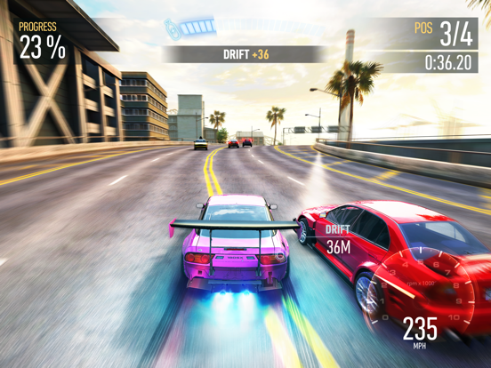 Screenshot #4 for Need for Speed™ No Limits