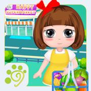 贝贝公主超市游戏-女生玩的购物游戏