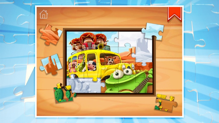 The StoryToys Jigsaw Puzzle Collection