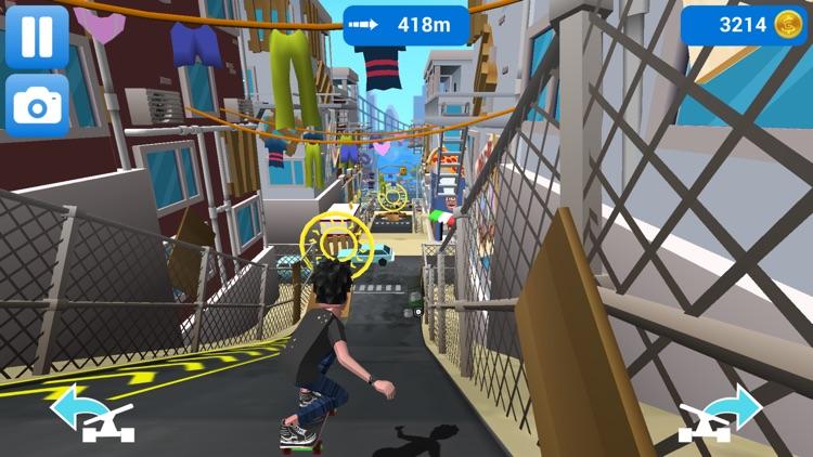 Faily Skater screenshot-3