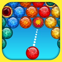 Bubble Shooter Wars
