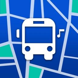 Visit Paris on foot & by bus | Offline Audio Guide