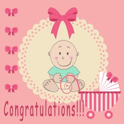 Animated Congratulations & Get Well Soon & Born