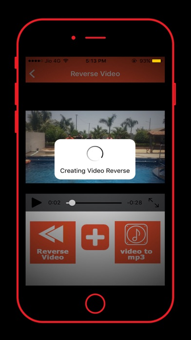 FX Editor : Video To Reverse, Slow Motion, Mp3 screenshot 3