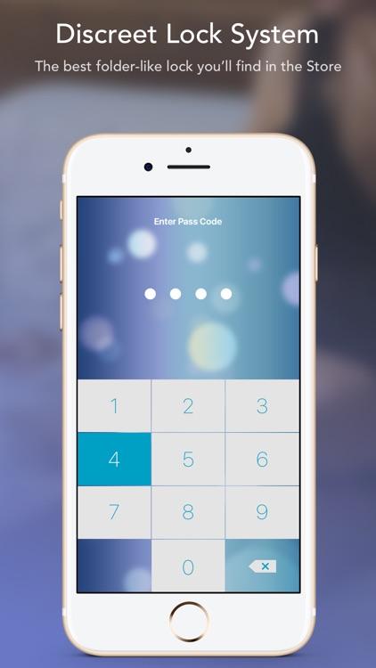 Secret Folder: App lock to keep photo, video safe app image