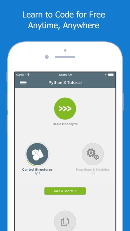 Learn to Code with Python screenshot-0