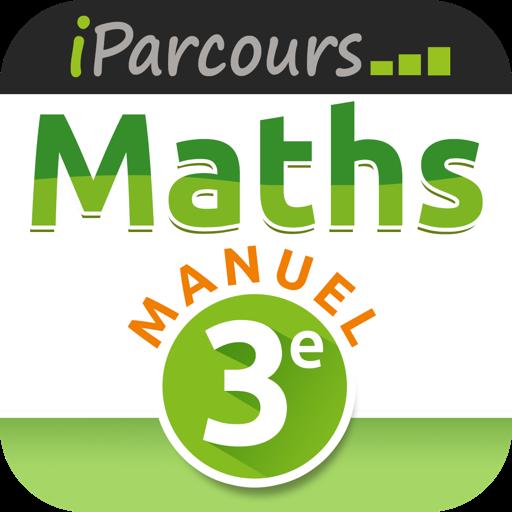 Manuel iParcours Maths 3e - Version Enseignant