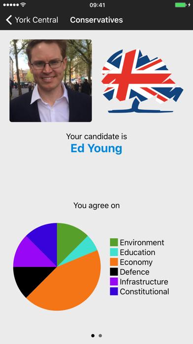 General Election 2017 screenshot three