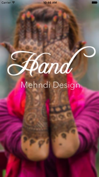 Hand Mehndi Design by PT Patel