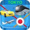 Tokyo Metropolis Subway Maps