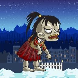Funny Zombie Jump