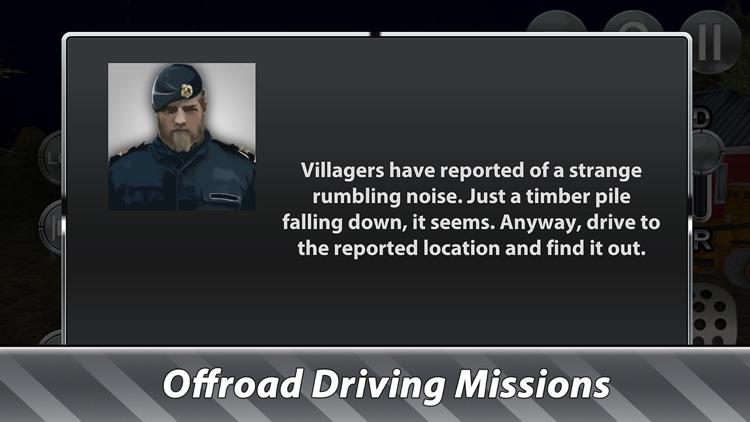 Monster Trucks Offroad Simulator screenshot-3
