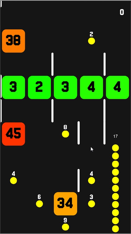 Snake Vs Math Brain Training Ball and Blocks Color