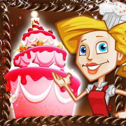 Kids Crazy Cake Factory - Sweet Cake