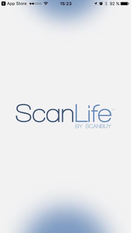 ScanLife Lecteur QR, UPC & EAN