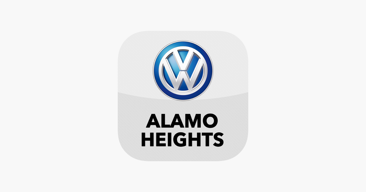 VW Alamo Heights >> Volkswagen Of Alamo Heights On The App Store