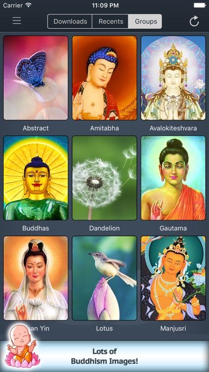 Buddha Channel - Buddhist Quotes & Daily Buddhism screenshot-3