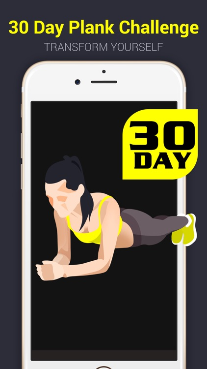 30 Days Plank Challenge Pro screenshot-0