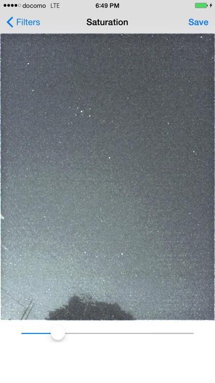 Starry sky Camera screenshot-3