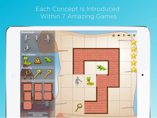 Junior Coder for School - Learn coding screenshot three