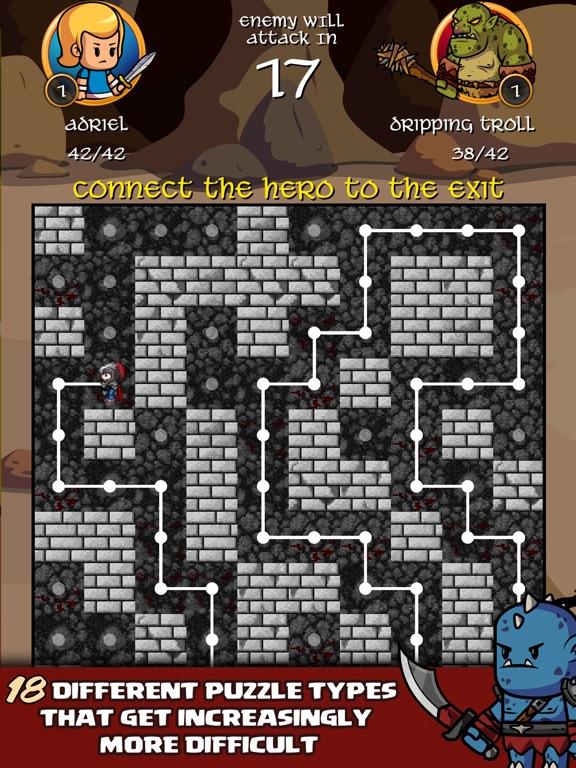 Puzzlewood Quests Premium на iPad