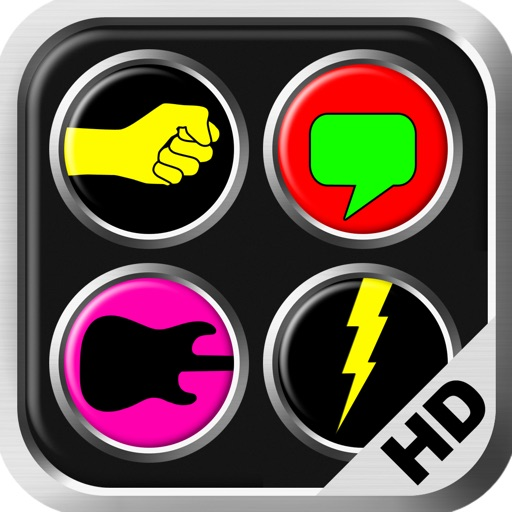 Big Button Box 2 HD - funny sound effects & sounds