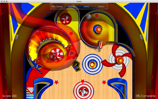 Pinball Screenshot