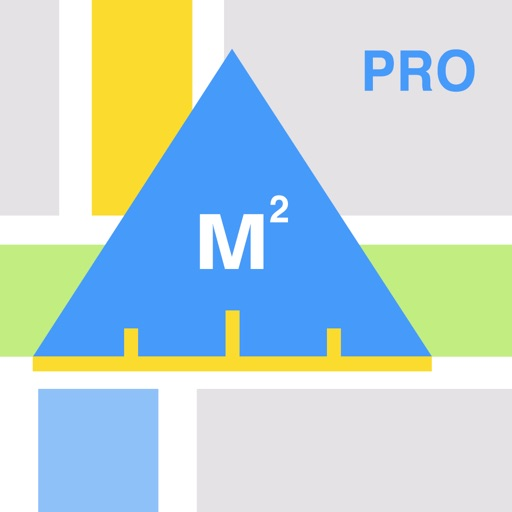 GPS Map Ruler + – Measure distance&area on the map