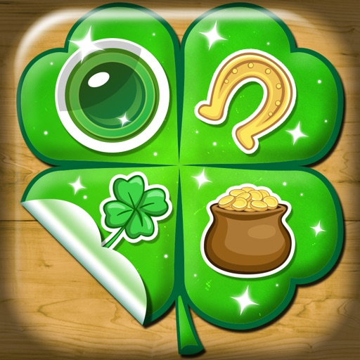 St. Patrick's Day Stickers: Holiday Sticker Photo