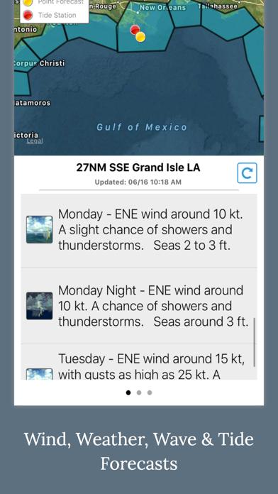 Fishing Weather Forecast screenshot 5