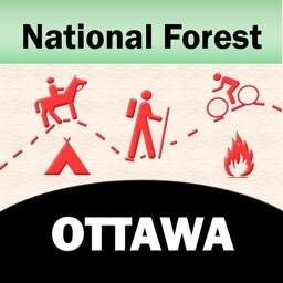 Ottawa National Forest – GPS Offline Map Navigator