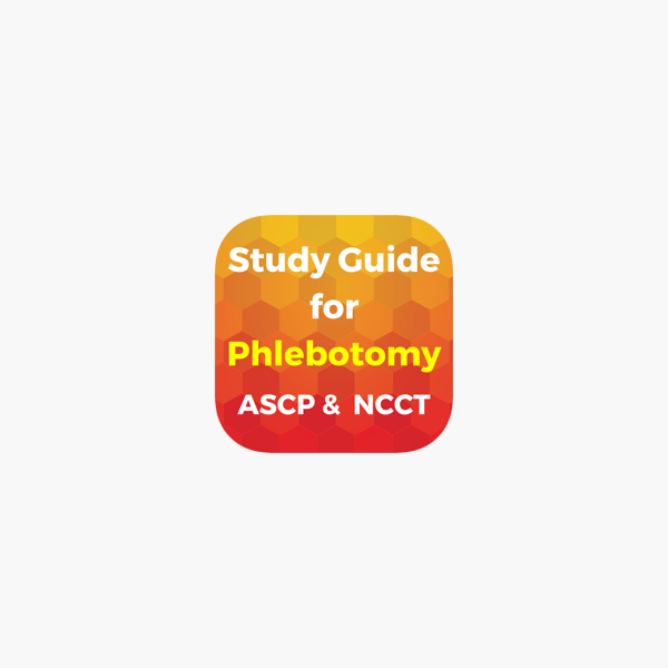 Phlebotomy Study Guide 2017 On The App Store