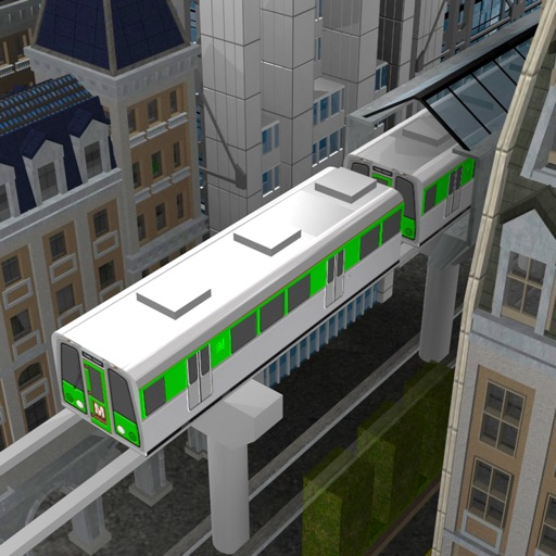 Monorail City™ icon