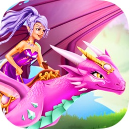 Dragon - Princess Game