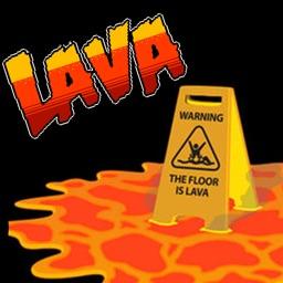 Floor is Lava: Challenge