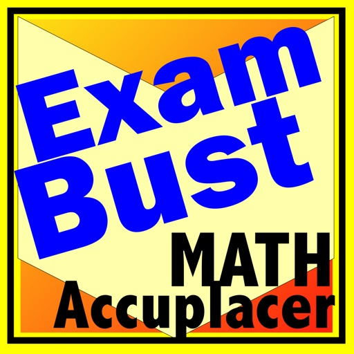 Accuplacer Prep Math Flashcards Exambusters