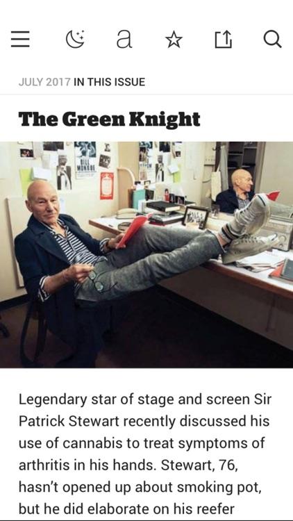 High Times Magazine screenshot-4
