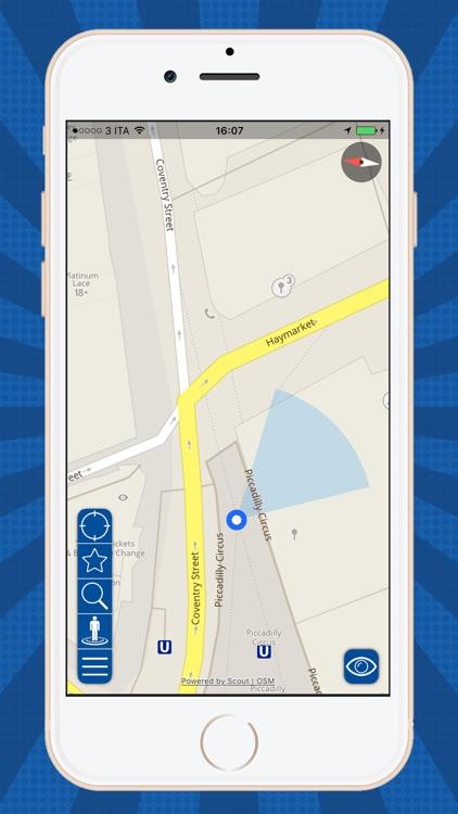 Offline Maps Europe screenshot-4