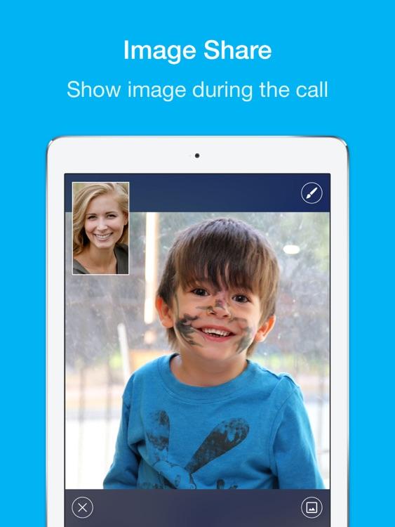 JusTalk: simple video calling screenshot-3