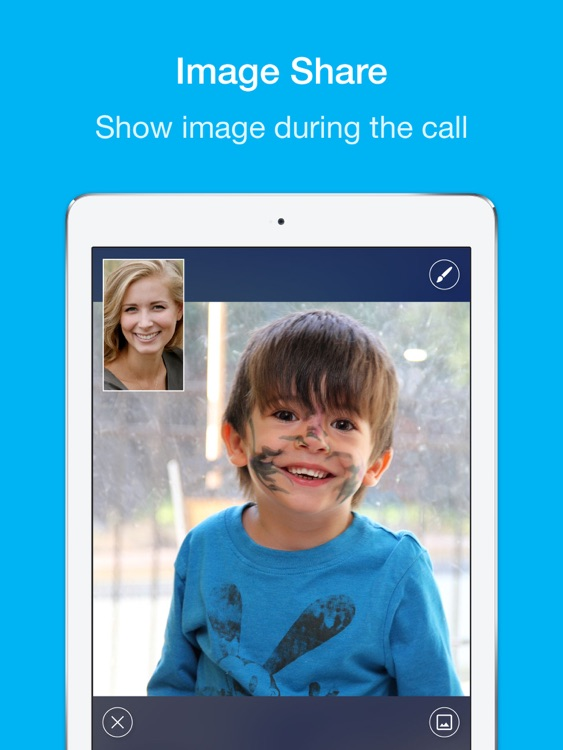 JusTalk HD - Fun Video Calls & Video Chat App screenshot-3