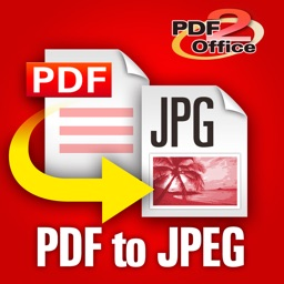 PDF to JPEG by PDF2Office PDF Converter for iPhone